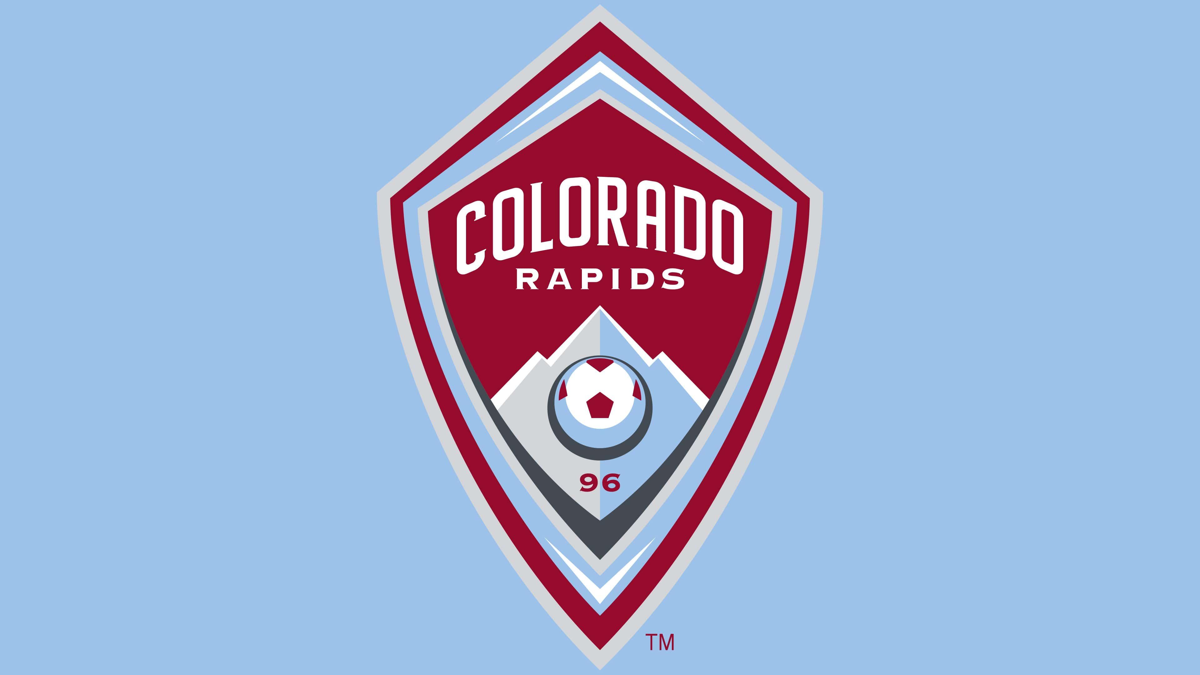 Colorado Rapids Logos.