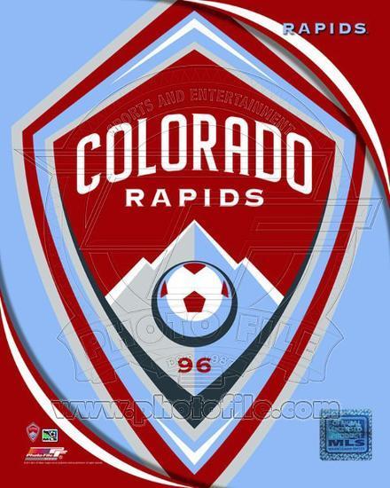 2011 Colorado Rapids Team Logo.
