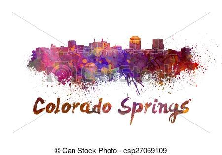 Colorado springs Illustrations and Clipart. 124 Colorado springs.