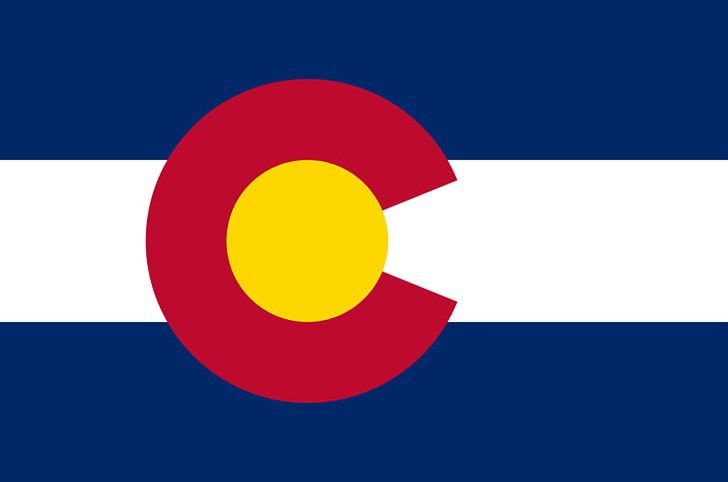 Flag Of Colorado State Flag Flag Of The United States PNG.