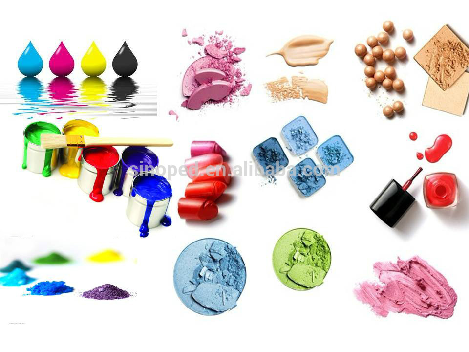 Pigment Mixing Machine / Paint Blending Machine / Colorants Mixing.