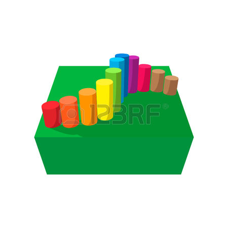 Colored Bars Stock Illustrations, Cliparts And Royalty Free.