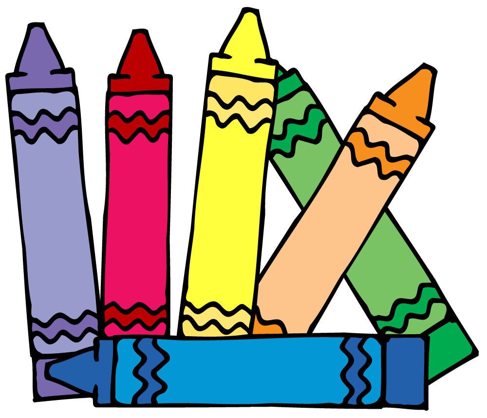Crayons Clipart & Crayons Clip Art Images.