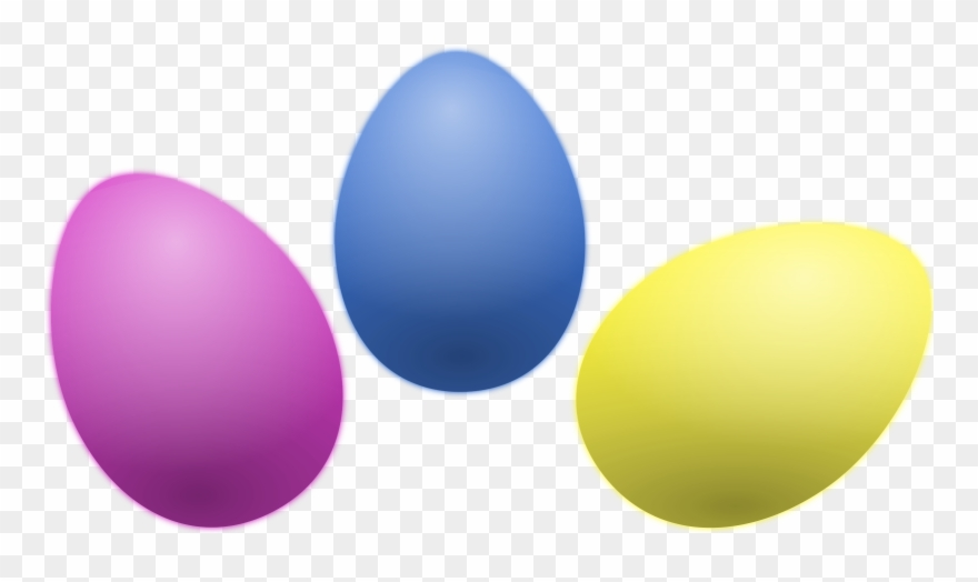 Easter Eggs Png Transparent Images.