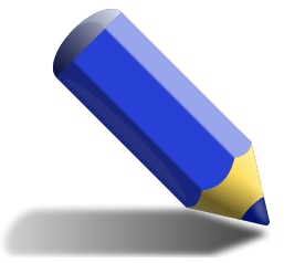 Free Colored Pencil Clipart.