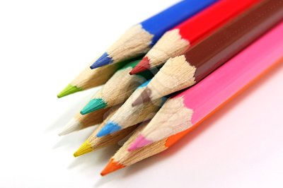 Clipart colored pencils.