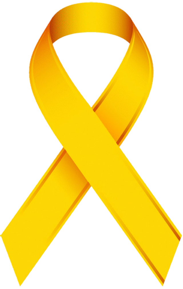 Cancer ribbon colors clipart.
