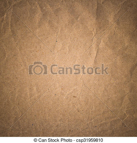 Stock Photography of old recycled sepia color paper to create.