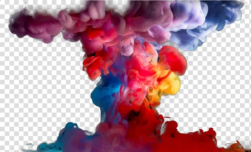 Colored smoke , Colored Smoke multicolored smoke.