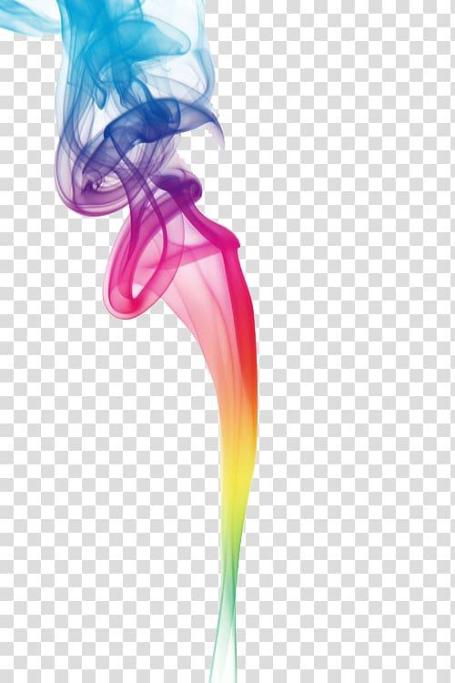 Smoke Color , Colored Smoke s, blue, pink, and green smoke.
