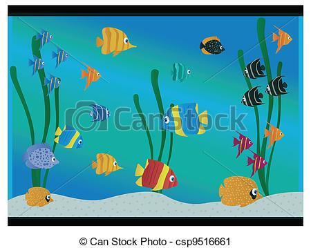 Aquarium Illustrations and Clip Art. 17,831 Aquarium royalty free.
