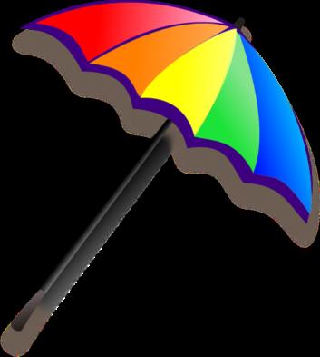 2710 Umbrella Clipart People Free Clip Art Images > ClipartWar.