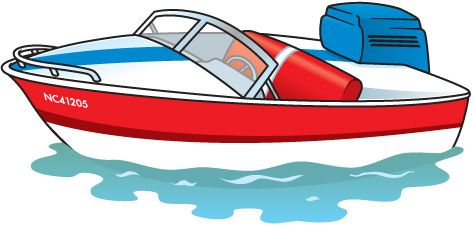 Boat clipart.