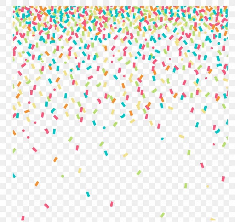 Confetti Clip Art, PNG, 875x829px, Confetti, Area, Paper.