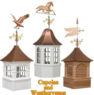 How to Choose the Right Size Cupola.