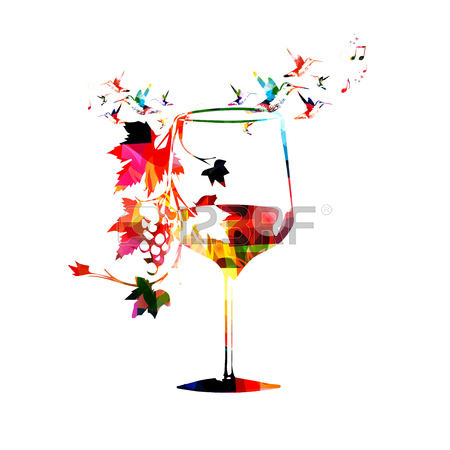 57,375 Wine Glass Stock Vector Illustration And Royalty Free Wine.