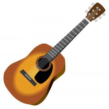 Free Guitar Clip Art.