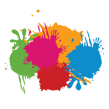 2019 的 Color Paint Splash, Hand, Paint PNG Transparent.