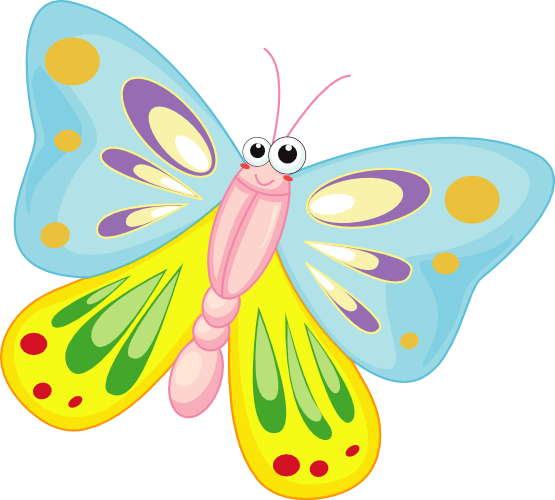 Colorful Clipart.