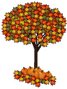 Download These Colorful Free Clip Art Images of Fall Leaves.