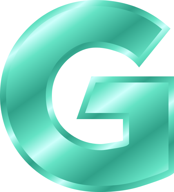 Colorful Letter G Clipart Clipground