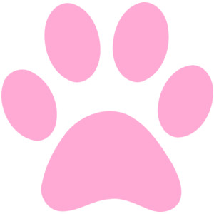 Paws clipart colored, Paws colored Transparent FREE for.