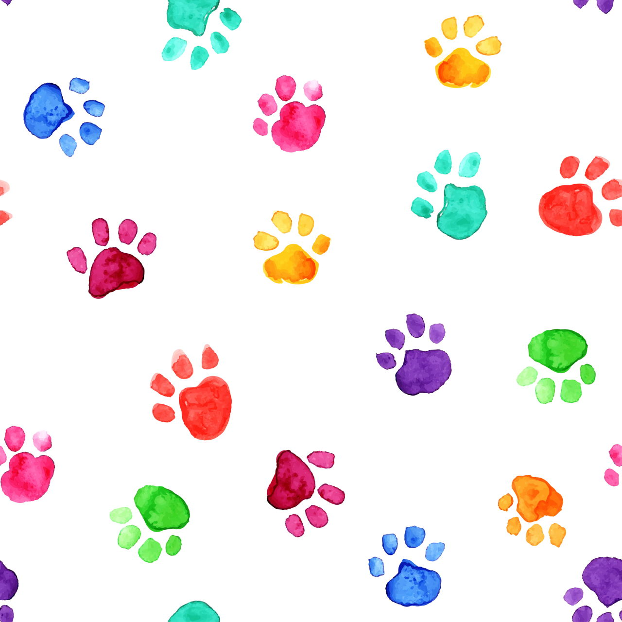 Awesomely Cute Paw Print Clip Art Designs You\'ll Instantly Love.