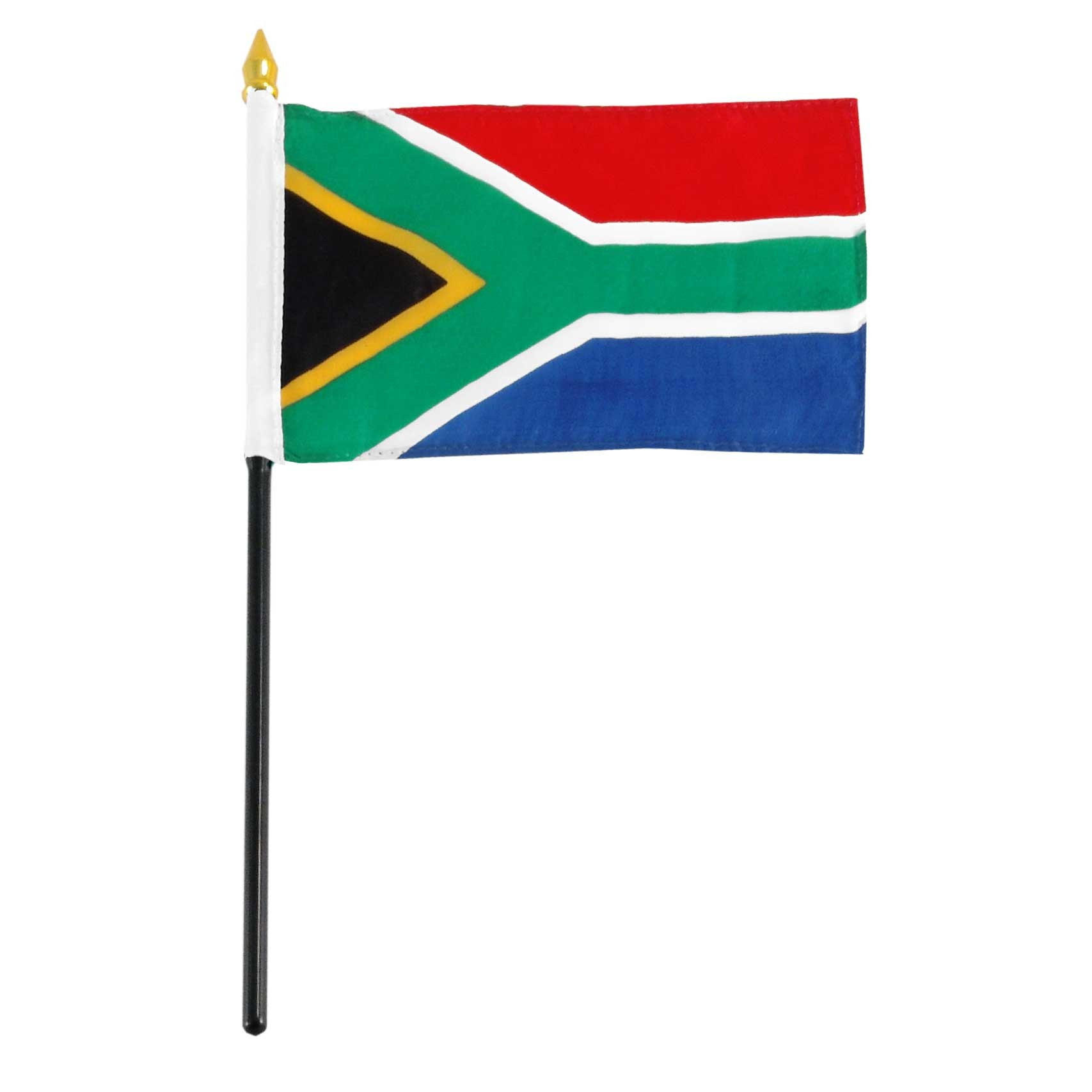 Flag of south africa clipart.