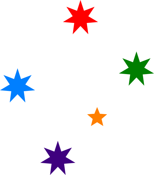 Star Clip Art at Clker.com.