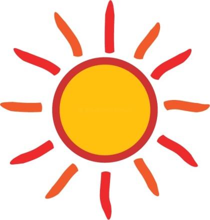 Tropical Sun Clip Art, Cartoon Sun Clipart, Free Sun Clipart, Clip.