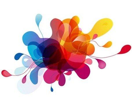 Colorful Vector Bubbles Design Clipart Picture Free Download.