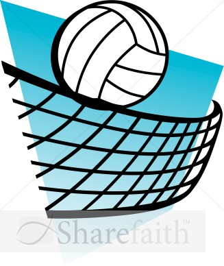Colorful volleyball clipart 8 » Clipart Station.