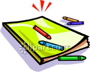 Free clip art coloring book.