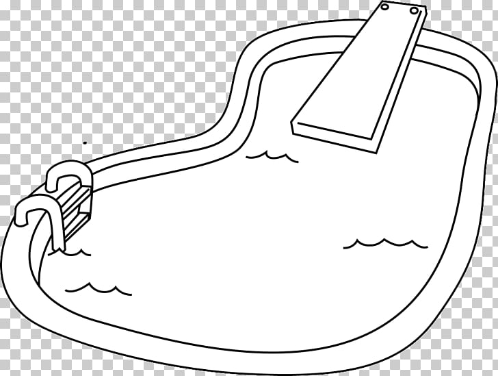 Swimming pool Coloring book Aquaport , coloring PNG clipart.