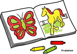 20 Book clipart colouring for free download on Premium art.