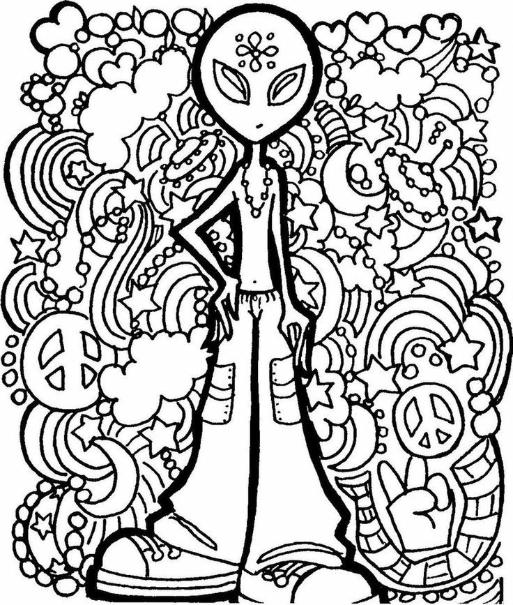 Free Trippy Coloring Pages To Print, Download Free Clip Art.
