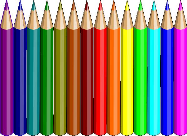 Color Pencil Clipart Png.