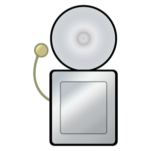 Simple Alarm colorized clipart, cliparts of Simple Alarm colorized.