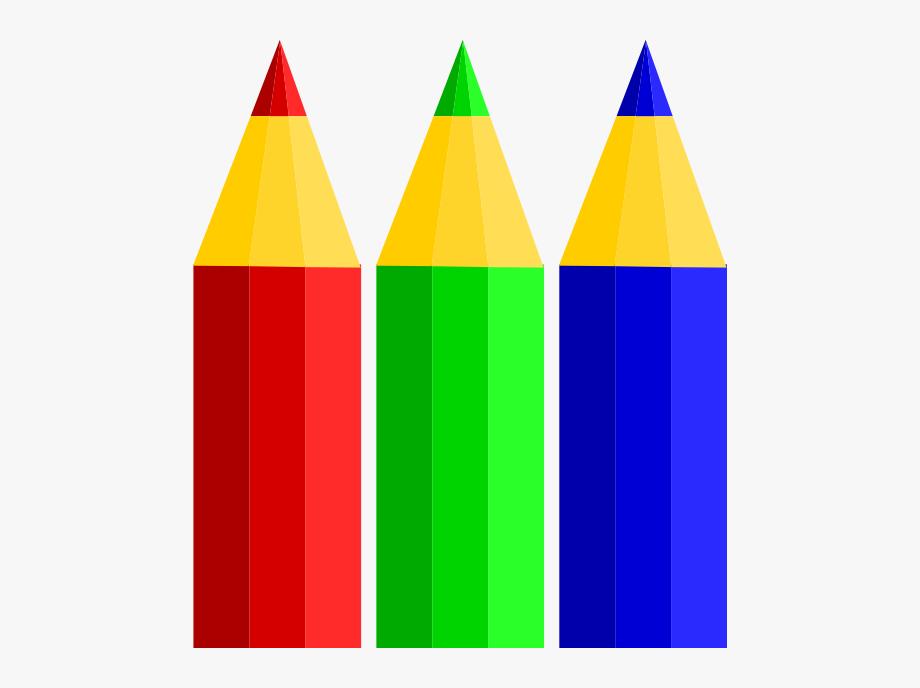 Color Pencils Clip Art At Clker Com.
