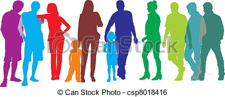 Group Vector Clipart Royalty Free. 257,618 Group clip art vector.