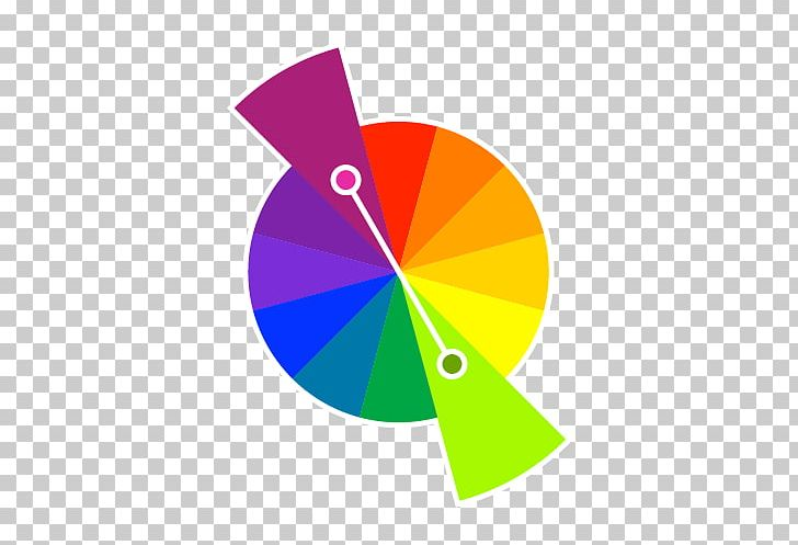 Color Theory Complementary Colors Logo PNG, Clipart, Angle.