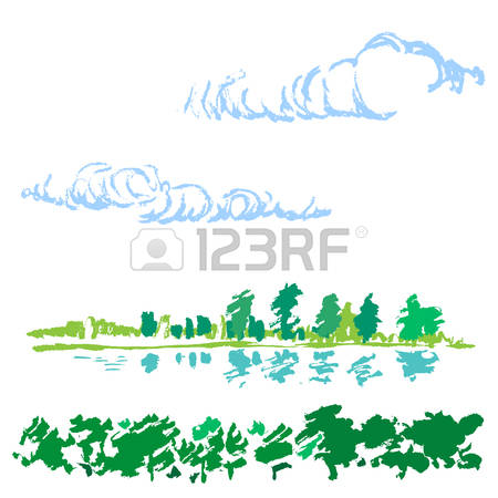105,957 One Color Stock Vector Illustration And Royalty Free One.