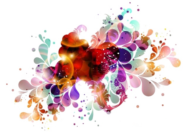 Download Abstract Colors PNG Image.