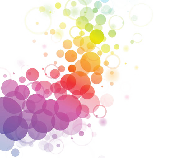 Abstract Colors PNG Pic.