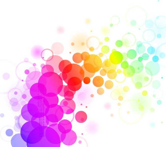 Download Abstract Colors PNG File.