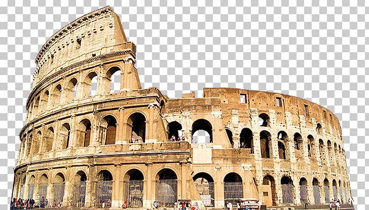 Colosseum Roman Forum Palatine Hill Trevi Fountain Circus Maximus.