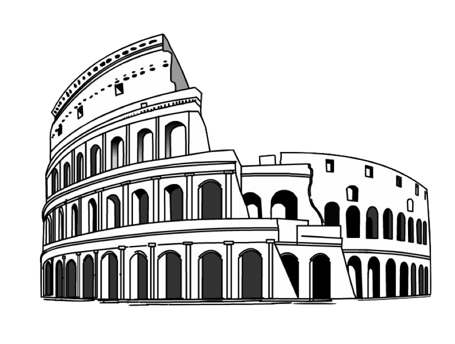 Colosseum PNG HD.