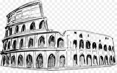 Colosseum PNG.
