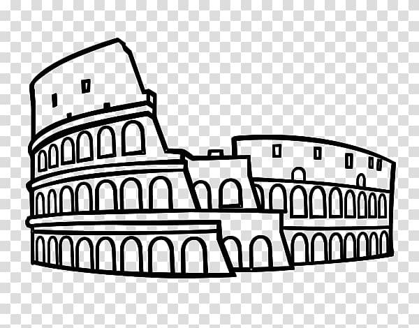 Colosseum Drawing Painting Roman art Ancient Rome, colosseum.