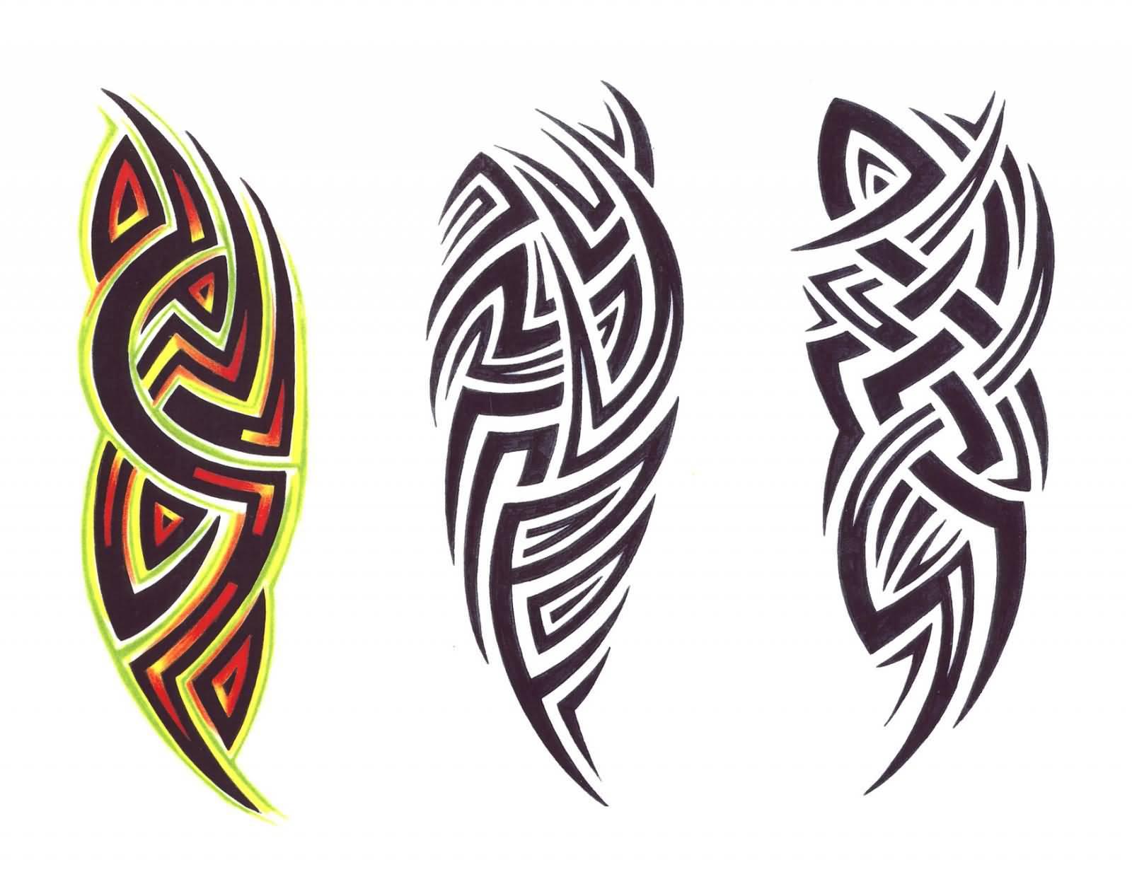 40+ Latest Tribal Tattoo Designs.